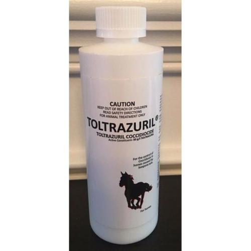 Toltrazuril 900ml Bottle